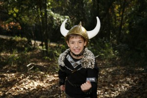 Child's Viking Costume Pattern
