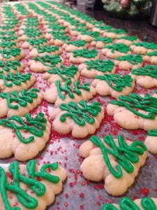 Quick-mix Spritz Cookie Recipe